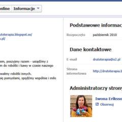 Dwa najczęściej popełniane błędy na Facebooku.