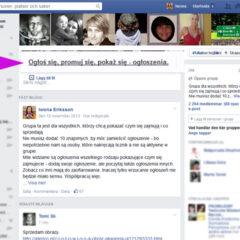 10 przykazań jak promować się na Facebooku