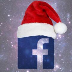 Przygotuj świątecznie stronę na Facebook