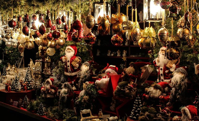 Przygotowania do świątecznej sprzedaży